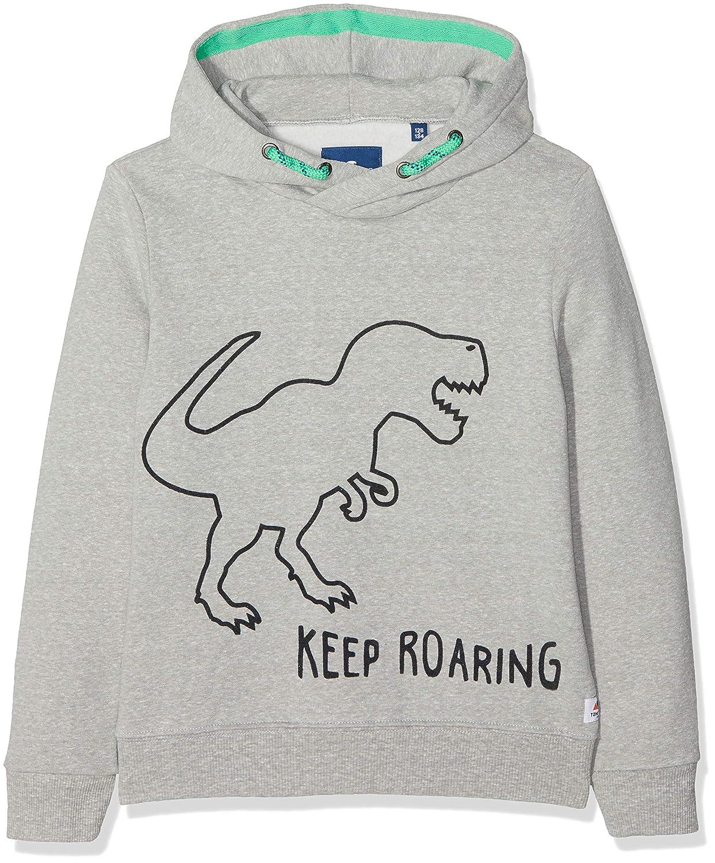 TOM TAILOR Kids Sweatshirt Placed Print Sweat-Shirt Gar/çon