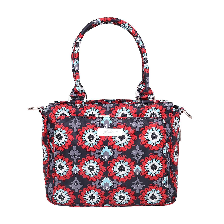 Ju-Ju-Be Be Classy Structured Handbag Diaper Bag Red Sweet Scarlet