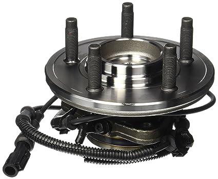 Timken Ha Front Wheel Bearing And Hub Assembly