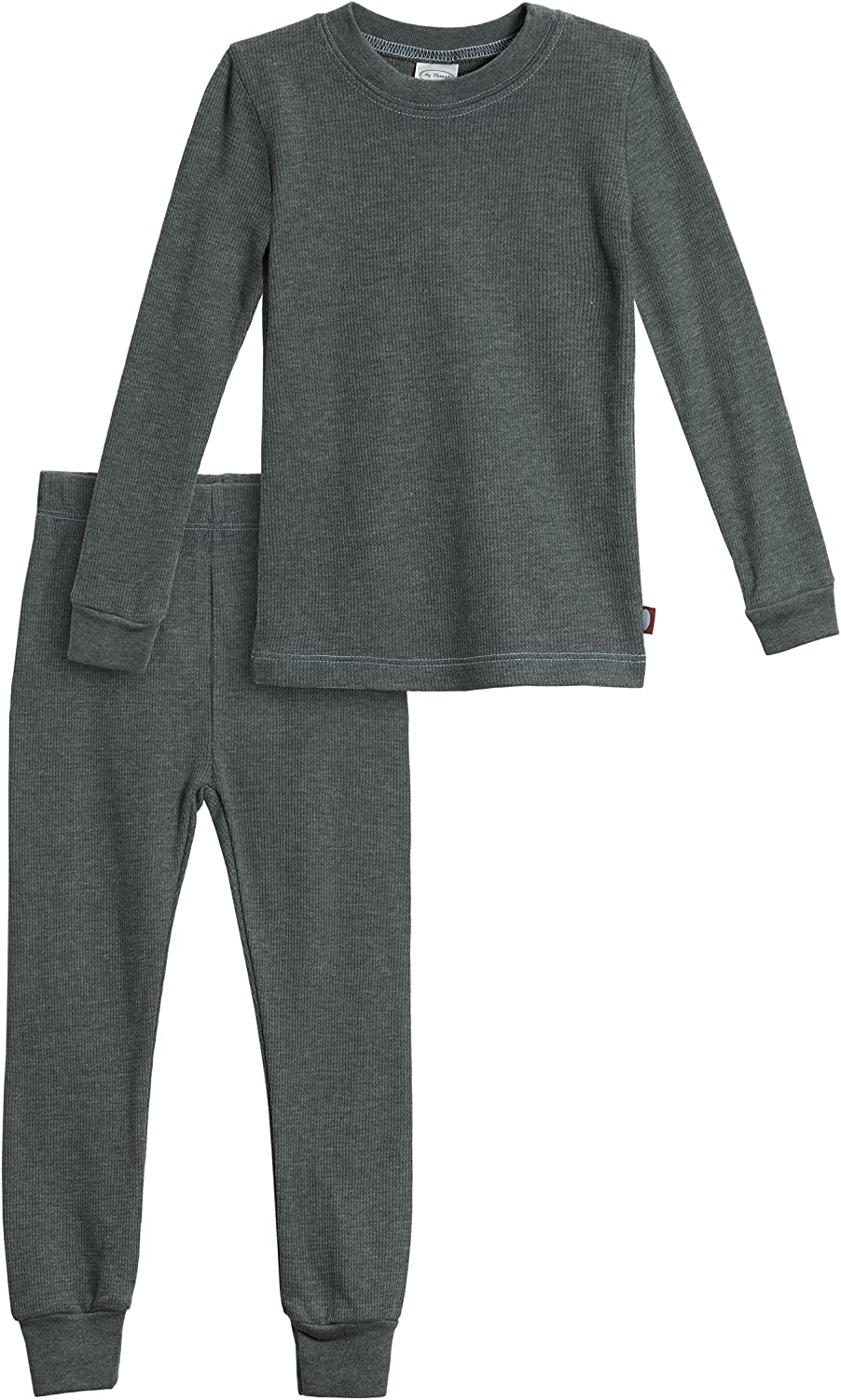Made in USA City Threads Boys Thermal Underwear Long John Set