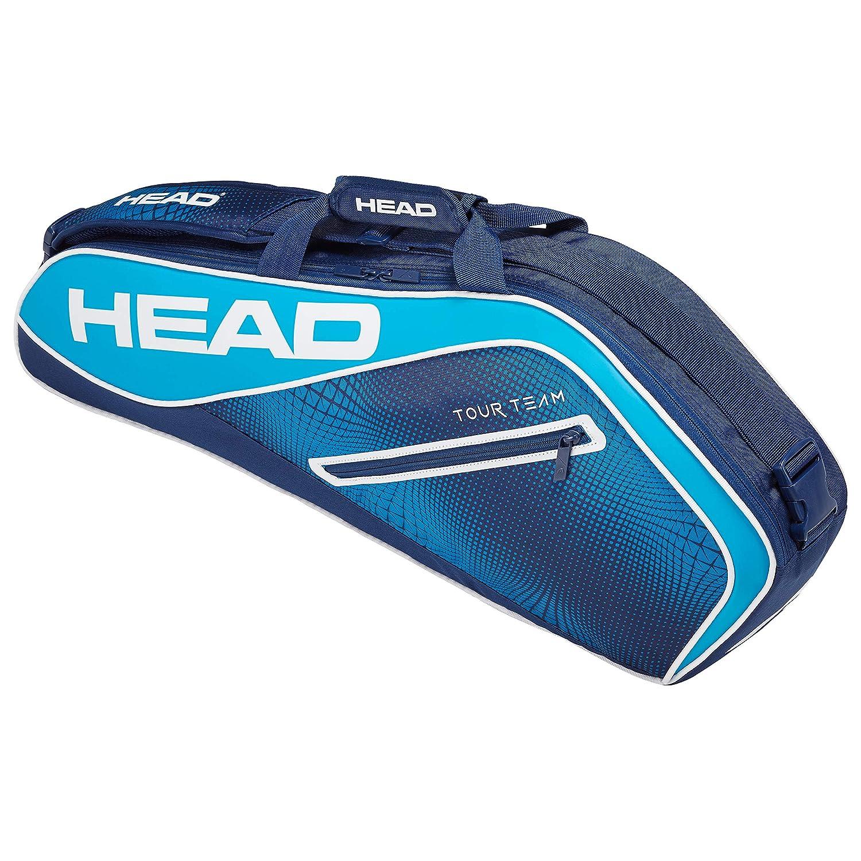 HEAD ツアーチーム 3パック プロ テニスバッグ B07HKMDL33