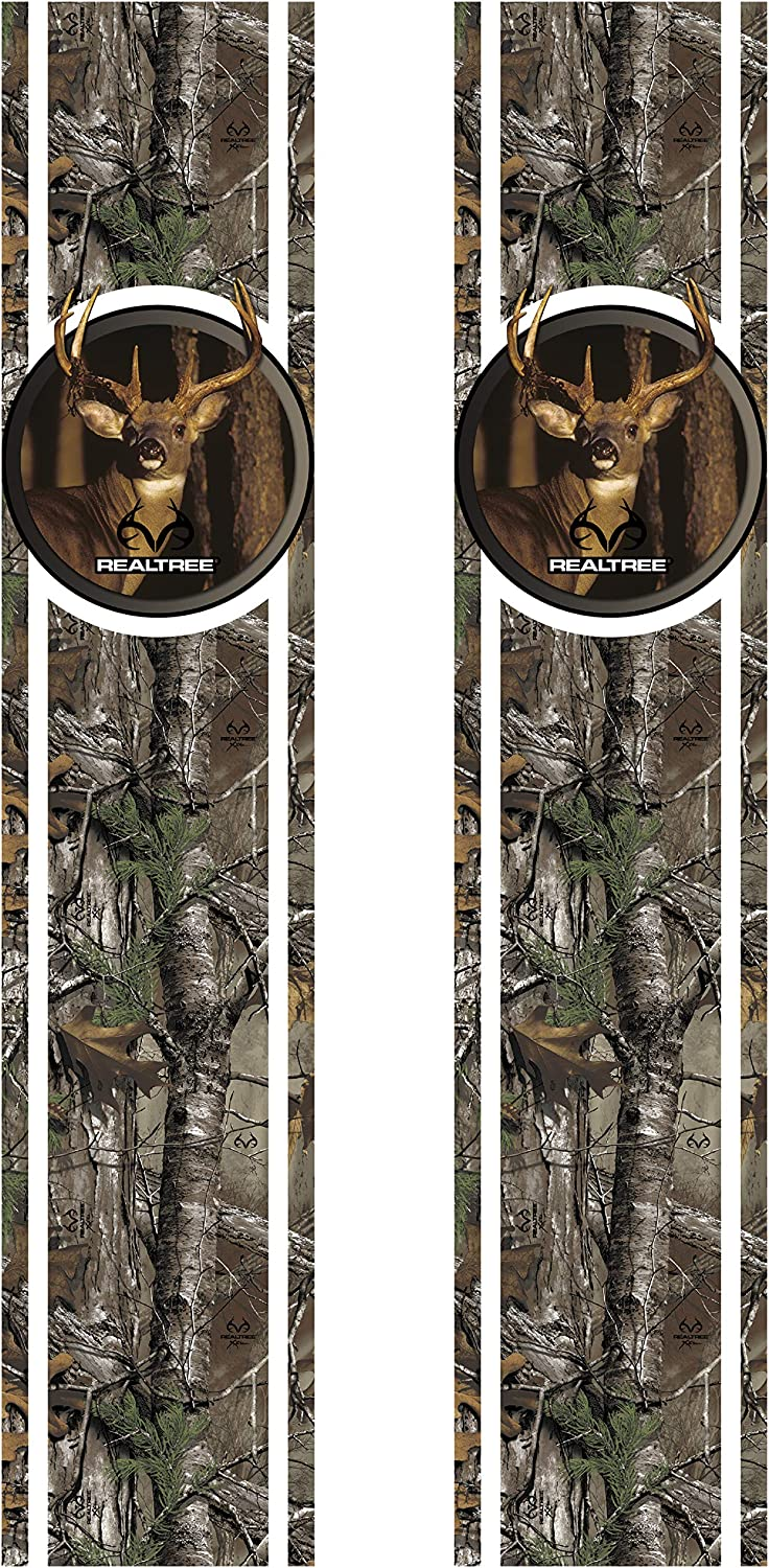 Max-5 Camo Bed Band with Realtree Logo Camowraps RT-BB-RL-MX5