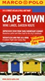 Cape Town (Wine Lands, Garden Route) Marco Polo Guide (Marco Polo Travel Guides)