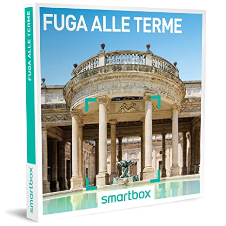 smartbox - Cofanetto Regalo - Fuga alle Terme - 20 soggiorni ...