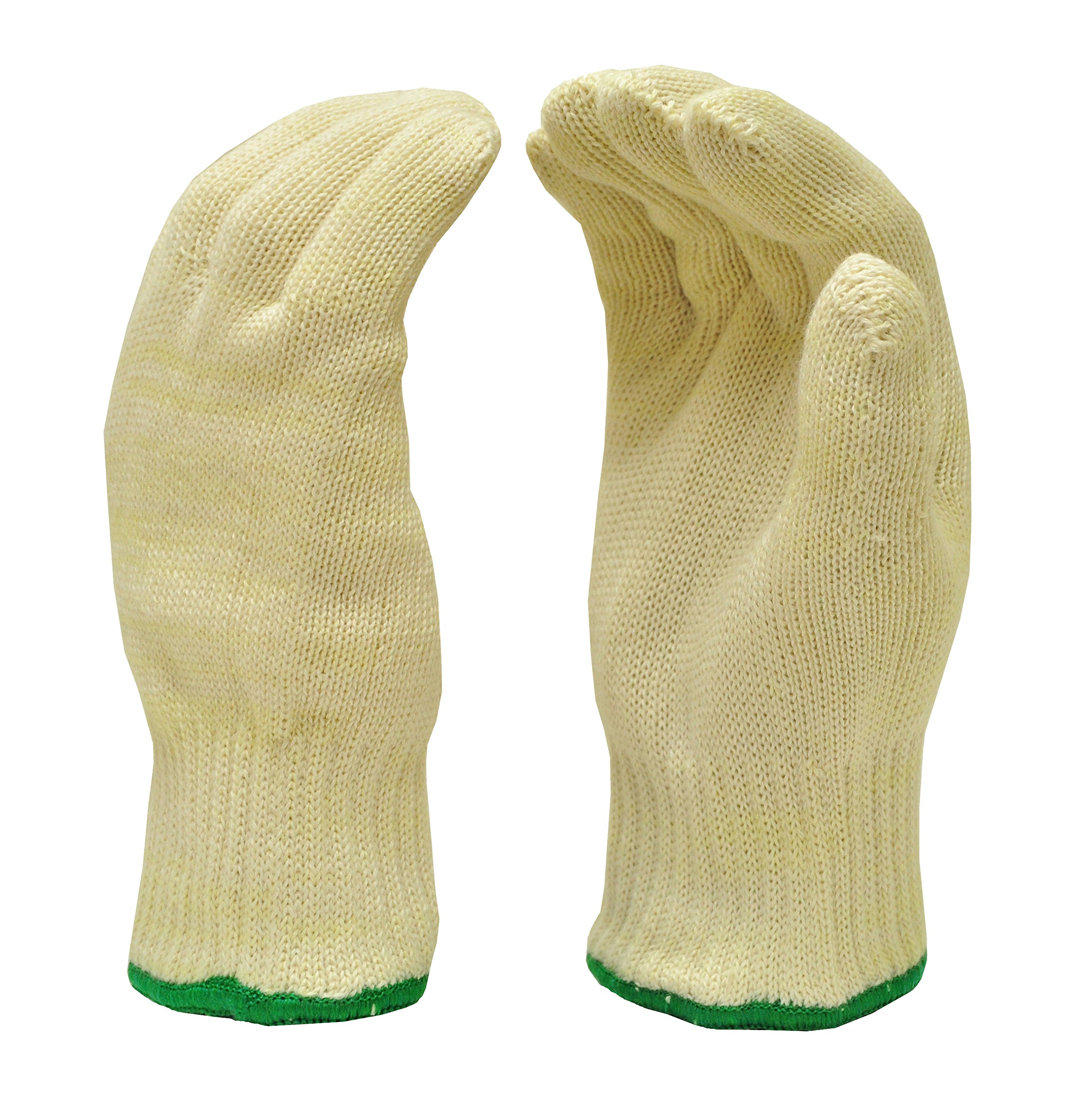 GF Gloves 1689M-12 Heat Resistant Glove Commercial Grade, Medium (Pack of 12)