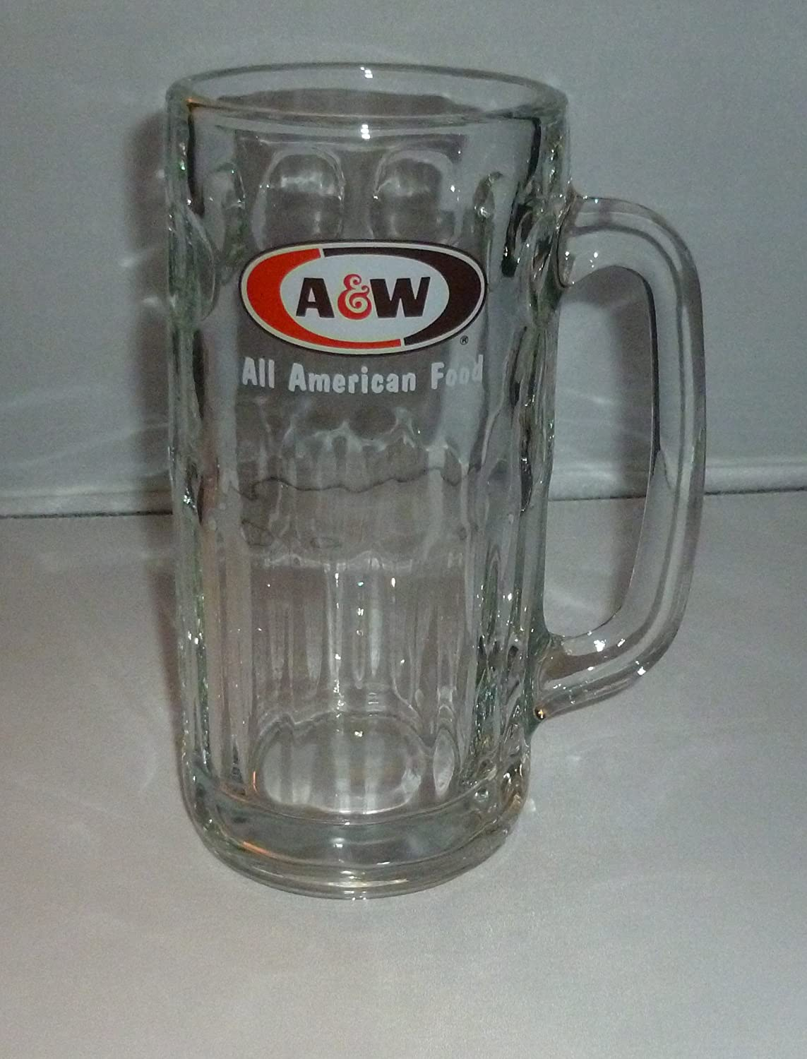 A&W Root Beer All American Food Glass Mug
