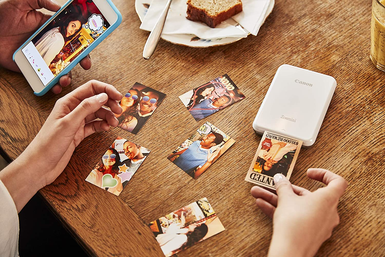 Canon Zoemini Mobiler Mini-Fotodrucker