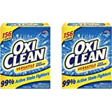 OxiClean ZrmOsB Versatile Stain Remover, 156 Loads (Pack of 2)