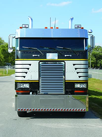 Amazon com: Peterbilt 362 COE GRILL W/17 LOUVER-STYLE BARS(REPLACES