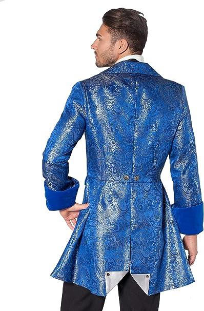 Mantel Marquis blau S: : Spielzeug