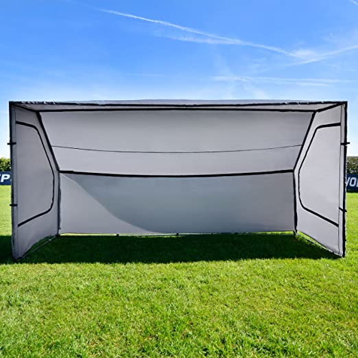 911b7aab1 Amazon.com : Net World Sports Portable Soccer Team Shelter | Weatherproof  Pop-Up Soccer Dugout - Soccer Game Day Equipment : Sports & Outdoors