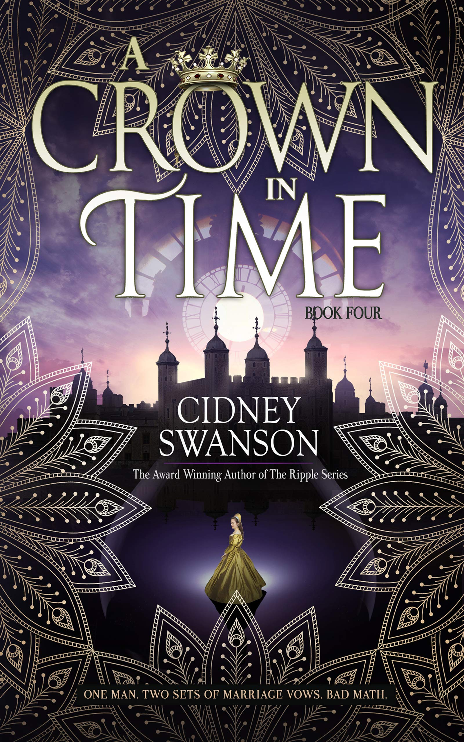 A Crown in Time: A Time Travel Romance (Thief in Time Book 4) (English Edition)