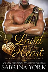 Laird Of Her Heart (Dundragon Time Travel Trilogy Book 1) Kindle Edition