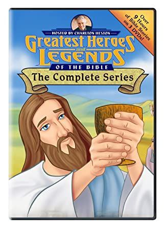 Greatest Heroes & Legends of Bible: Complete Series