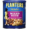 Planters Deluxe Mixed Nuts 15.25 Ounce Canister