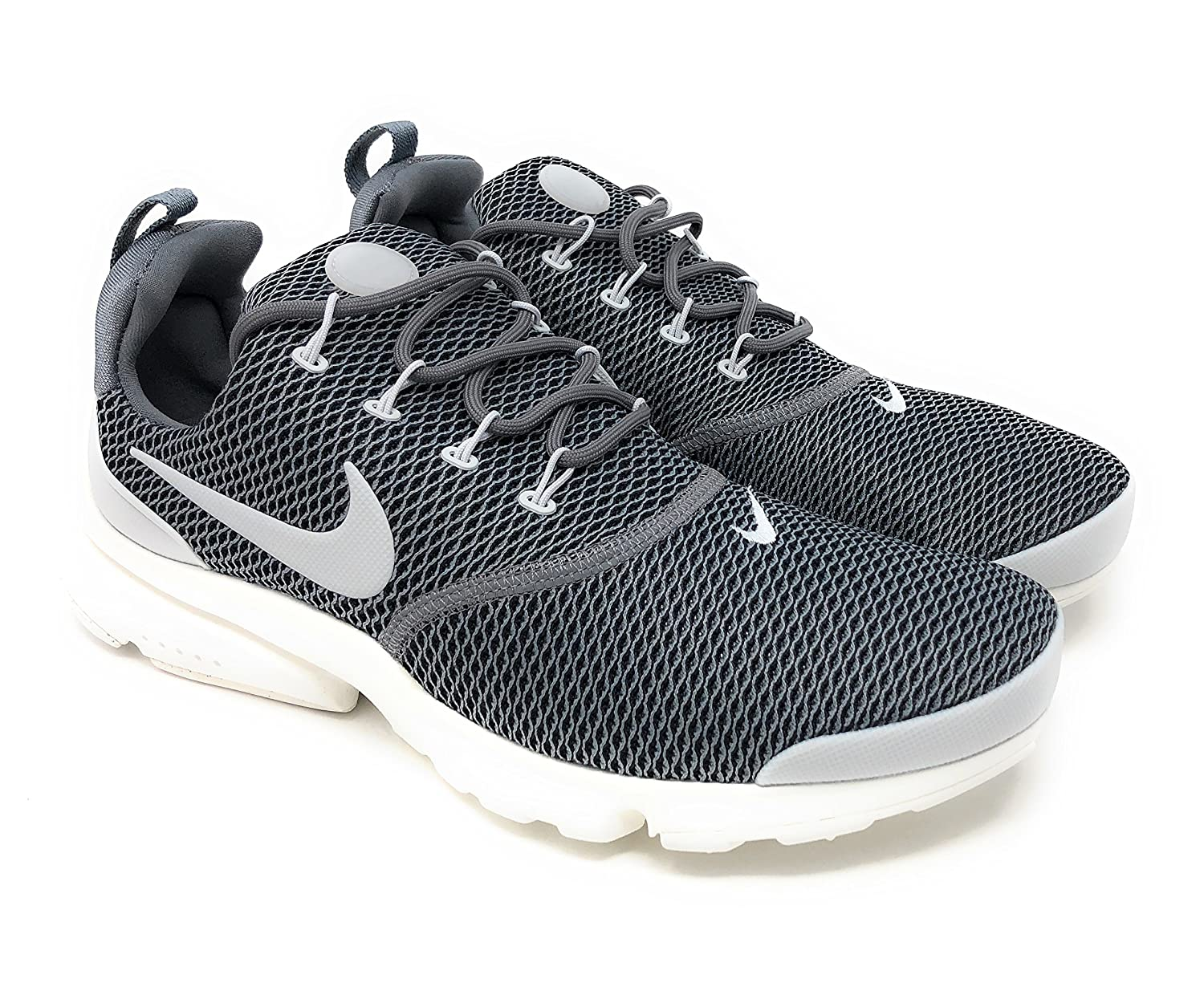 NIKE Presto Fly Womens Running Shoes B002UYNL0U 6 B(M) US|Cool Grey/Pure Platinum