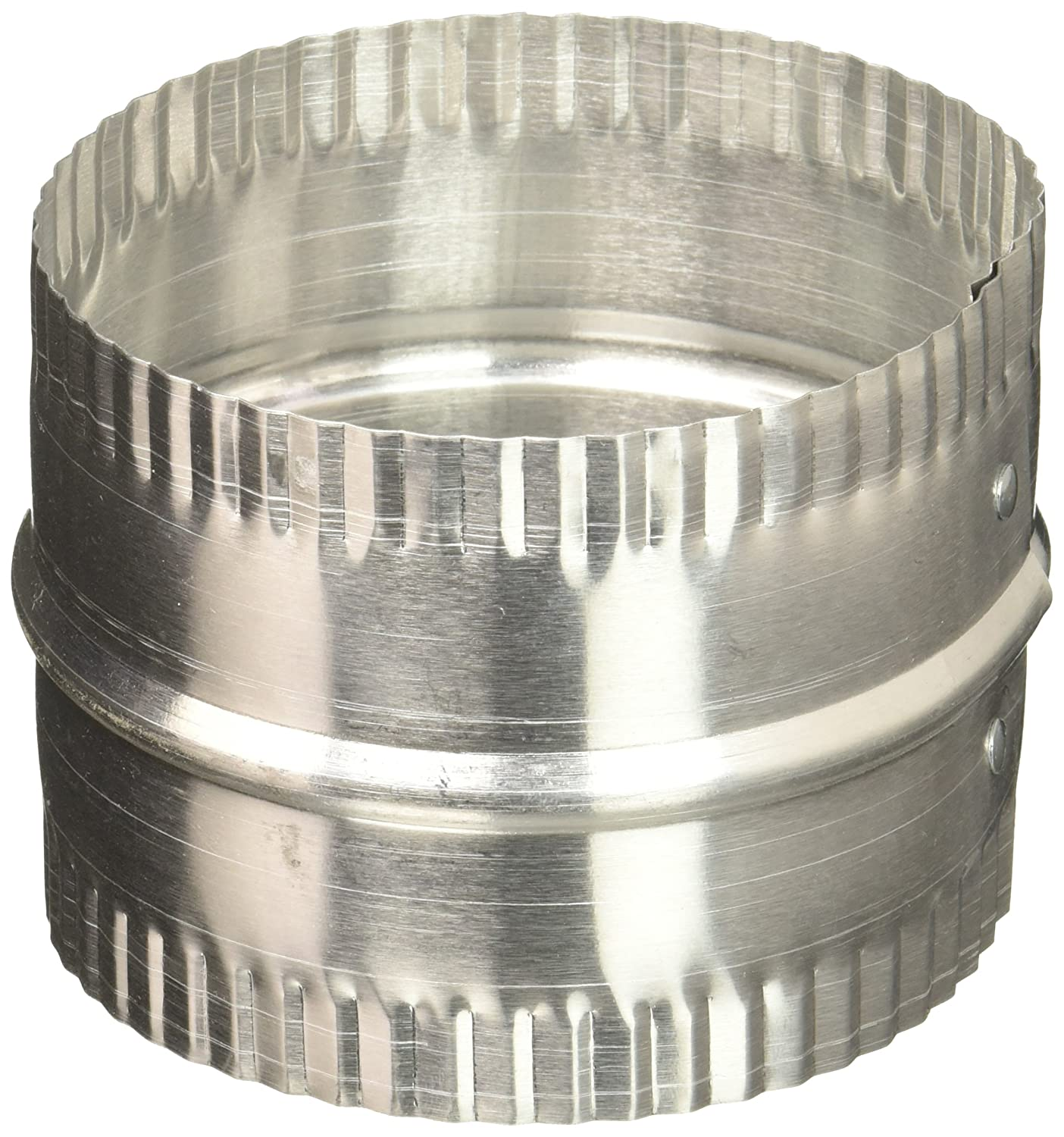 Lambro 244 4-Inch Aluminum Duct Connector