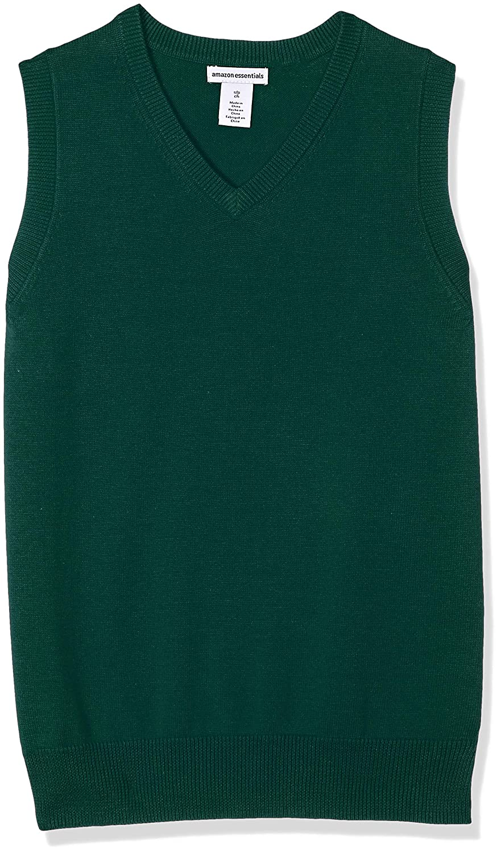 Essentials Jungen Boys Uniform V-Neck Sweater Vest