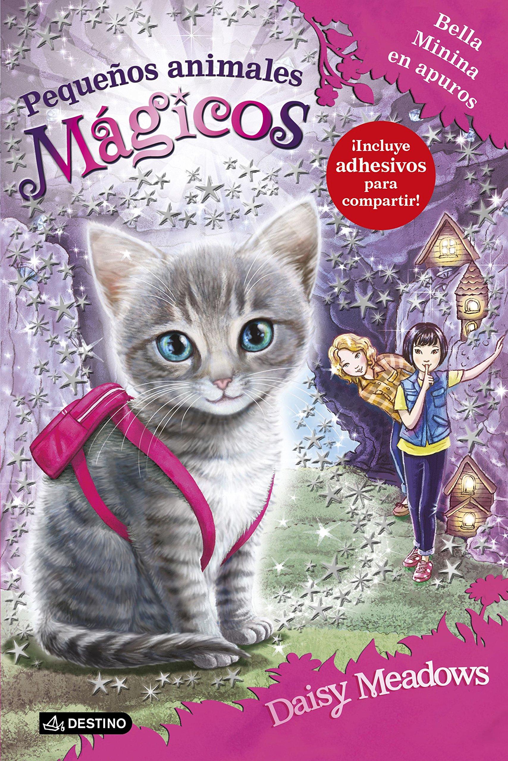 Download Pequeños animales mágicos. Bella Minina en apuros (Spanish Edition) pdf epub