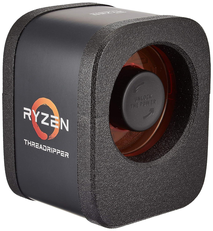 AMD Ryzen Threadripper, 3.8 GHz, Socket TR4, PC, 14 nm, 1900X AMD Ryzen Threadripper 1900X 3.8GHz 16MB L3 Box processor processors