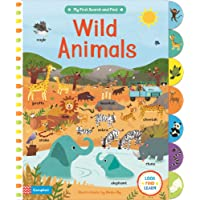 Wild Animals (My First Search and Find, Band 1)