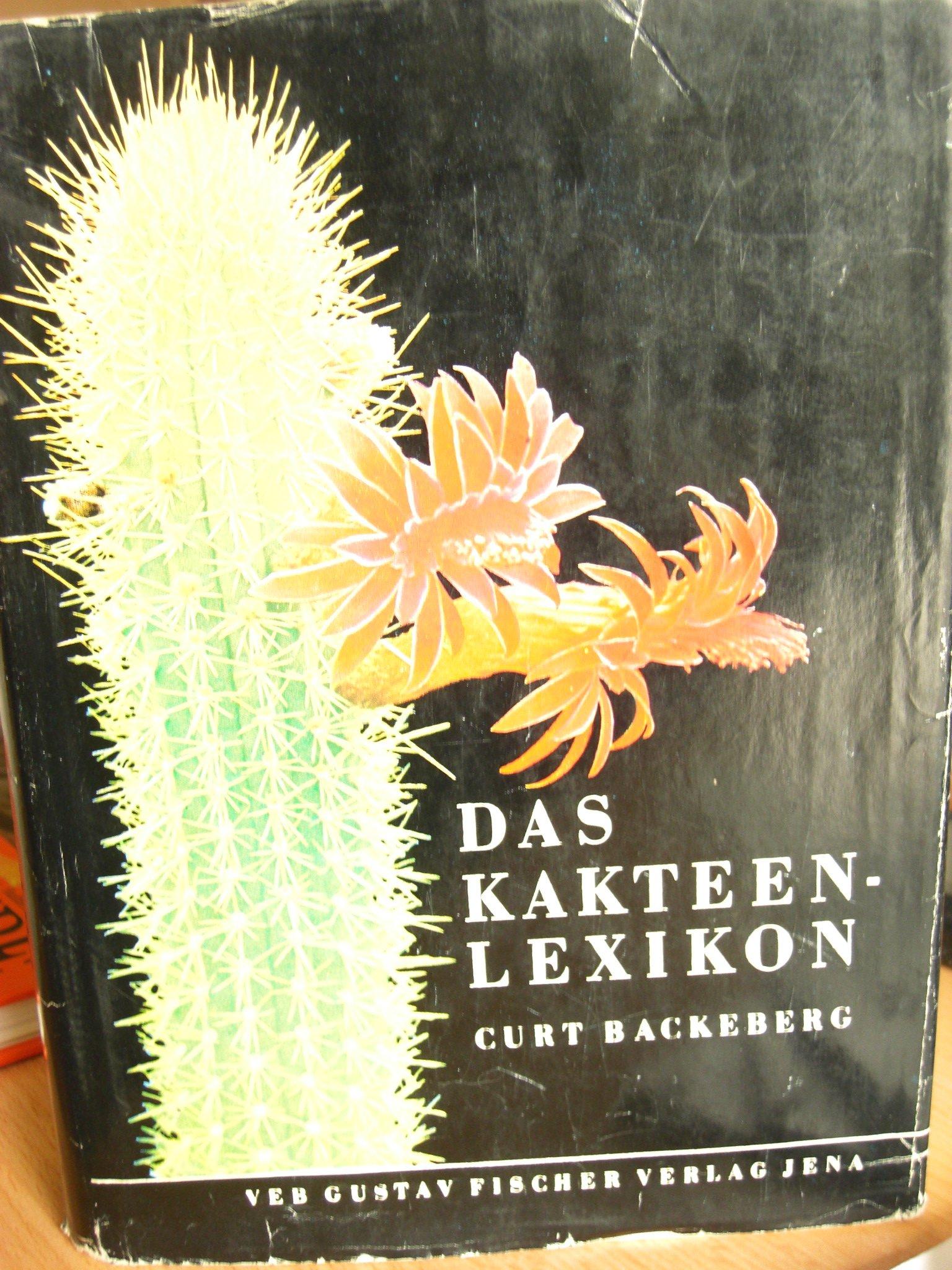 Das Kakteenlexikon