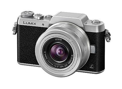 Panasonic DMC-GF7K Lumix Macchina Fotografica con Obiettivo H-FS12032E dea169076c4