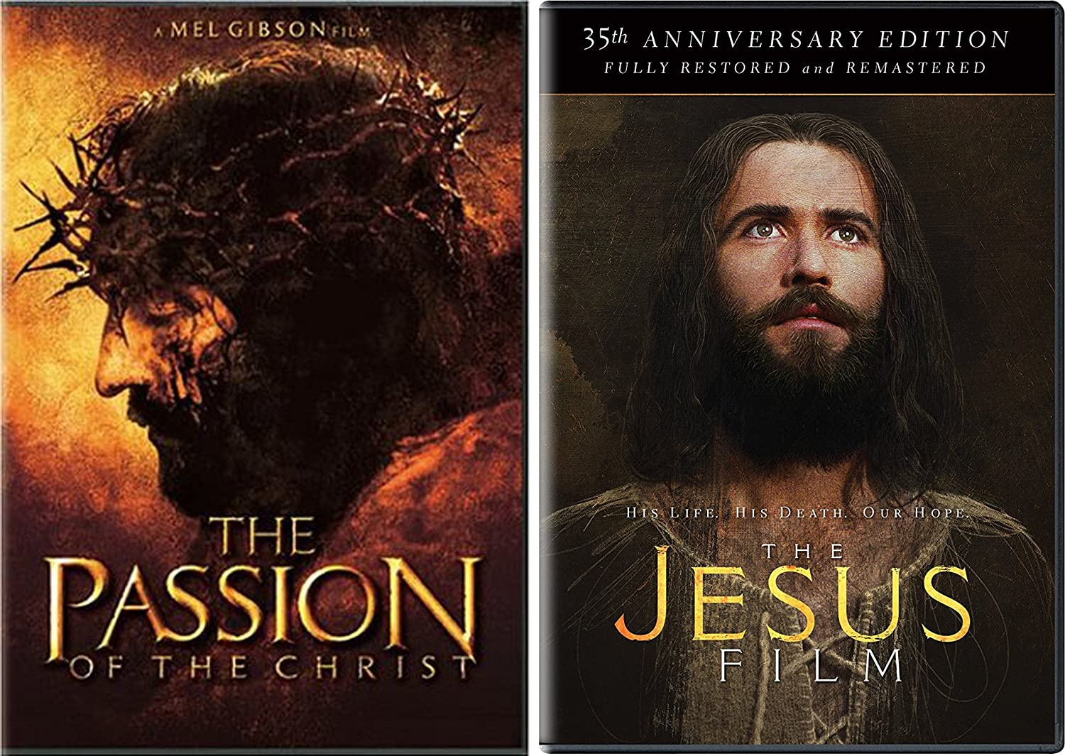 Amazon com: Passion of Jesus Combo - The Passion of Christ & The