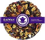 """No. 1171: Fruit Tea Loose Leaf""""Summer Fruits"""" - 100 g (3.5 oz) - GAIWAN Germany - Apple, Rose Hip, Hibiscus, elderberries, Pineapple, Papaya, Blue Mallow Flowers, Orange"""