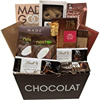 Ultimate Chocolate Gift Basket Featuring Lindt, Godiva, Toblerone & More