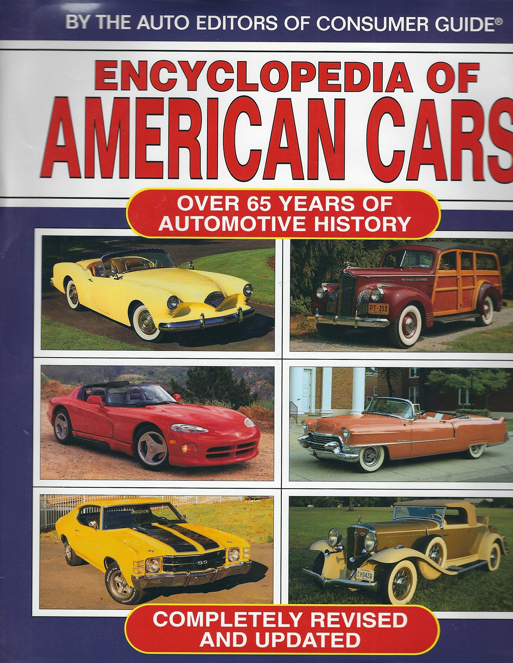 Martin Hardback Book The Fast Free The Encyclopedia of Classic Cars by Buckley