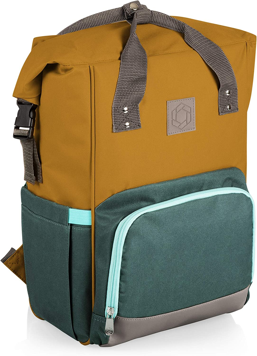 ONIVA – a Picnic Time Brand OTG Roll-Top Cooler Backpack