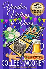 Voodoo, Victims & Vows (The New Orleans Go Cup Chronicles Book 8) Kindle Edition