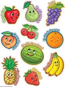 Teacher Created Resources Fruit of The Spirit Accents Pack (7066)