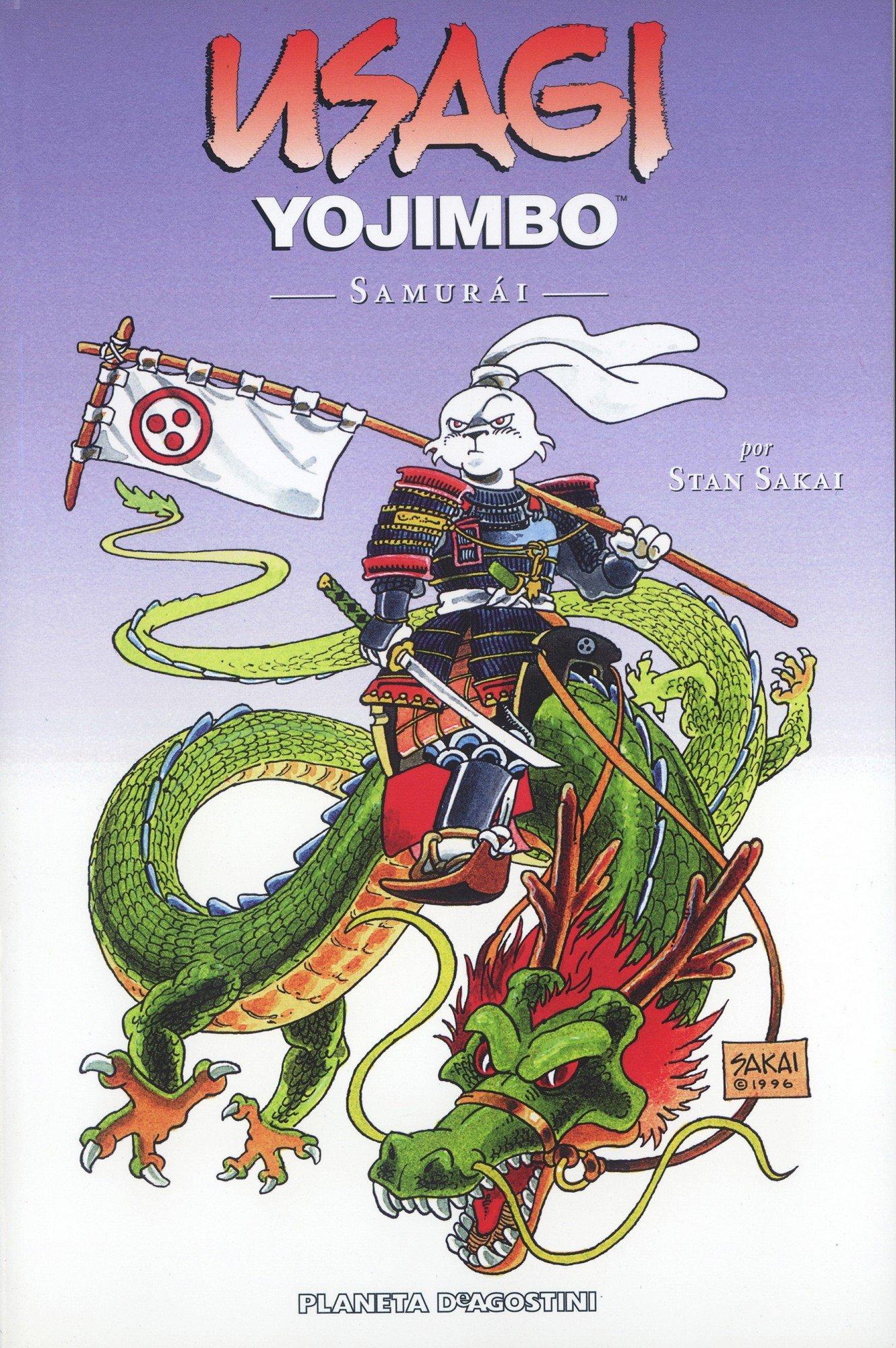 Usagi Yojimbo nº 07: Samurai (Independientes USA): Amazon.es ...