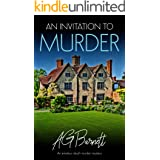 An Invitation to Murder: An amateur sleuth murder mystery (A Mary Blake Mystery Book 1)