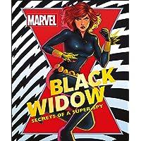 Marvel Black Widow: Secrets of a Super-spy