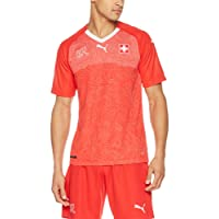 PUMA 2018-2019 Switzerland Home Football Shirt