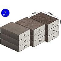 Esponja abrasiva/bloque de lijado grueso medio fino Set