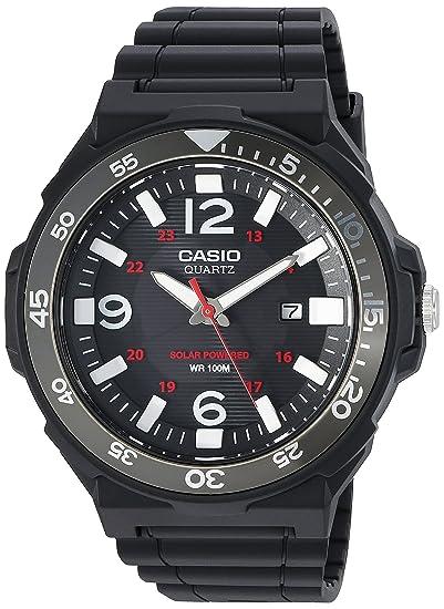 CASIO - Reloj de Hombre Analógico - MRW-S310H-1B