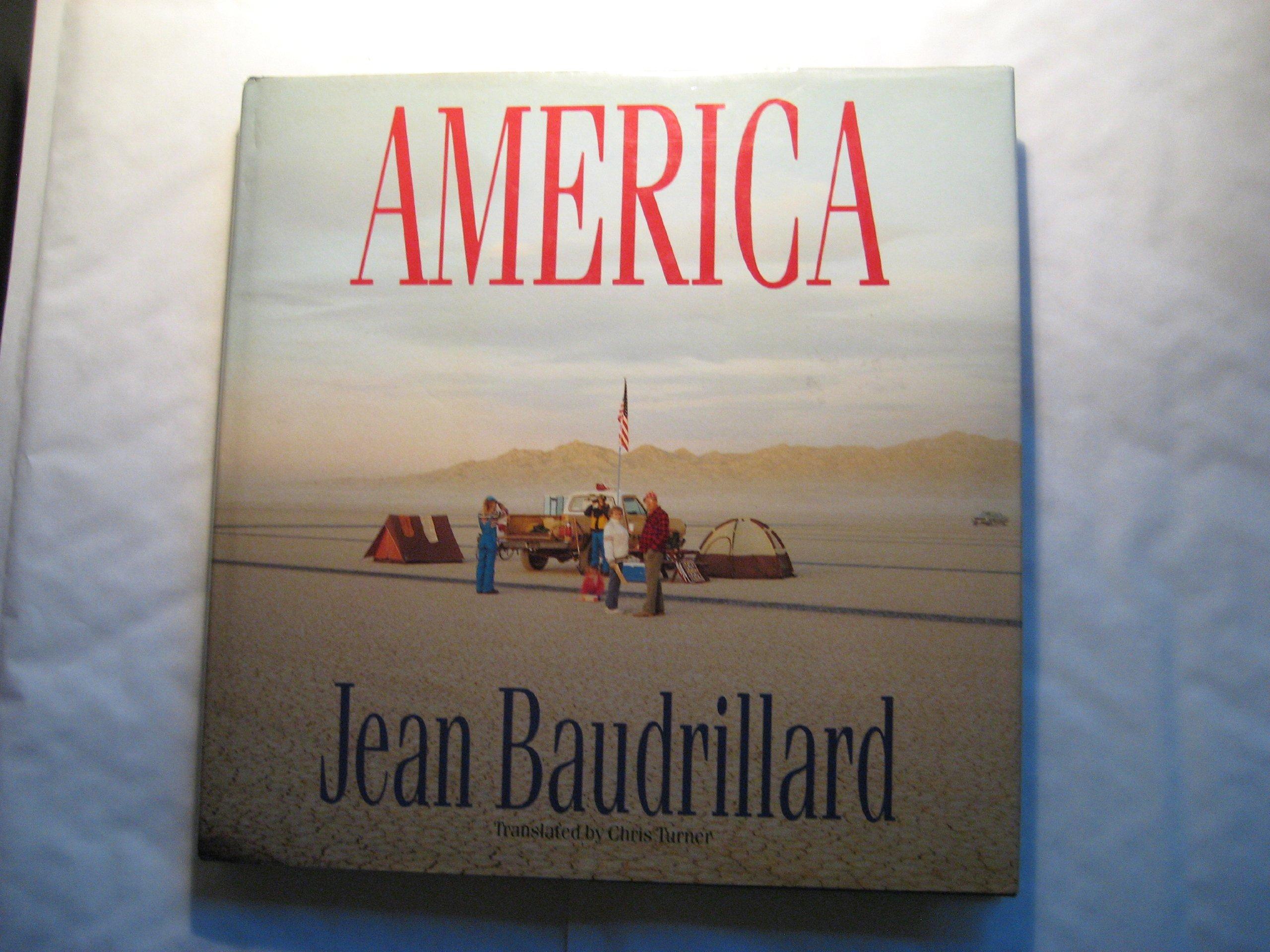 Baudrillard America