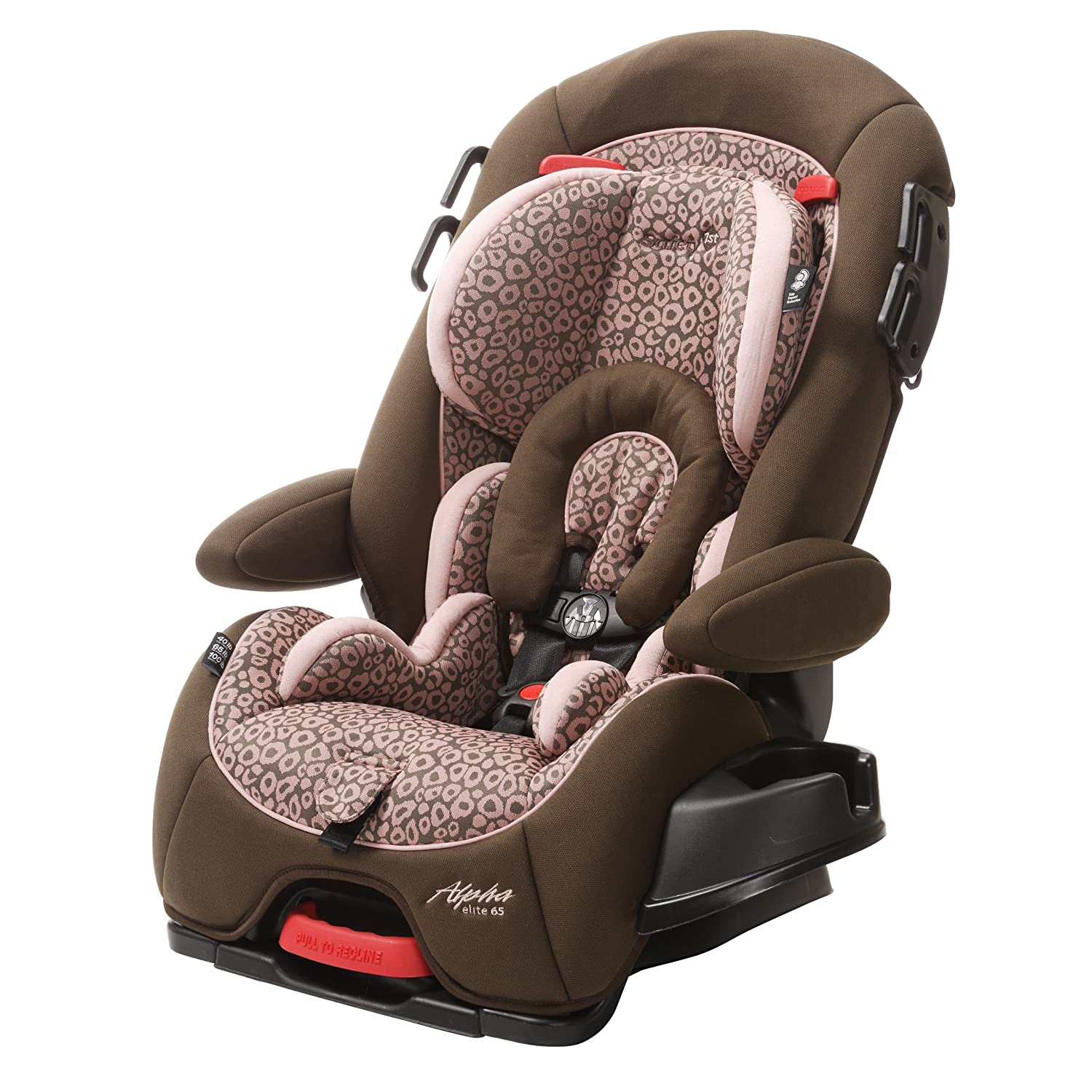 Amazon.com : Safety 1st Alpha Elite 65 Convertible Car Seat, Callie ...