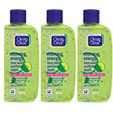Clean & Clear Morning Energy Facewash, Apple, 100ml (Pack of 3)