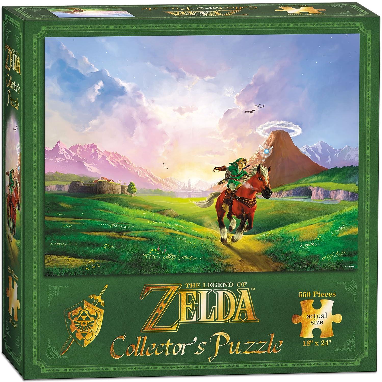 zelda puzzle