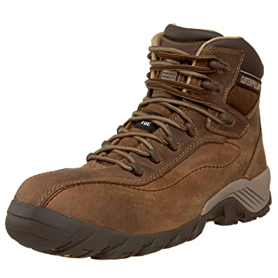 6 Inch Steel-toe Work Hiking Boot CHQNG Taille-46 7vVtIZD