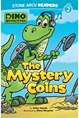 The Mystery Coins (Dino Detectives) Kindle Edition