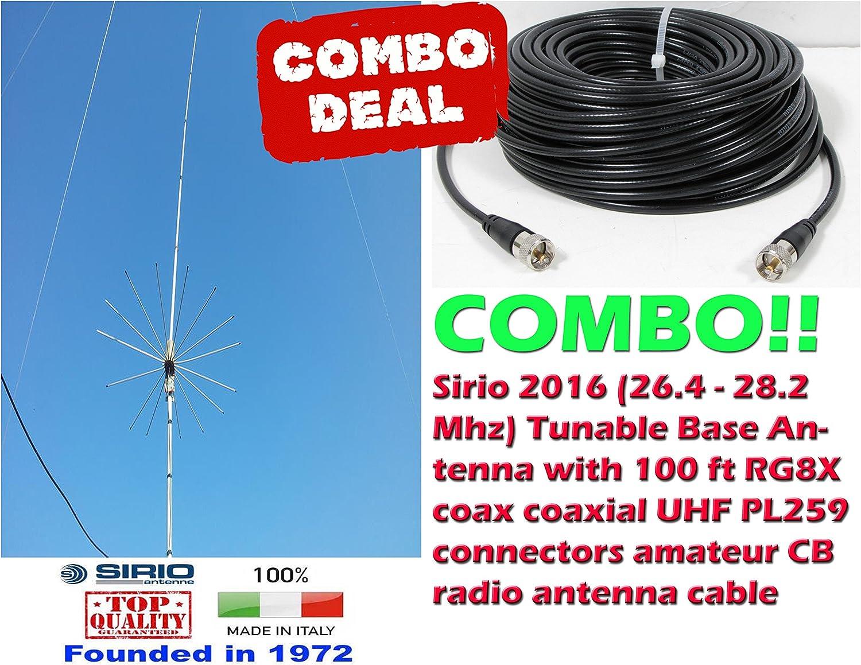 Red /& Black Zip Cord  Cb//Ham Radio 5/' Length 16 Gauge Power /& Ground Zip Wire