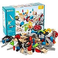 BRIO Builder Construction Set Building Kit , 135 Pieces