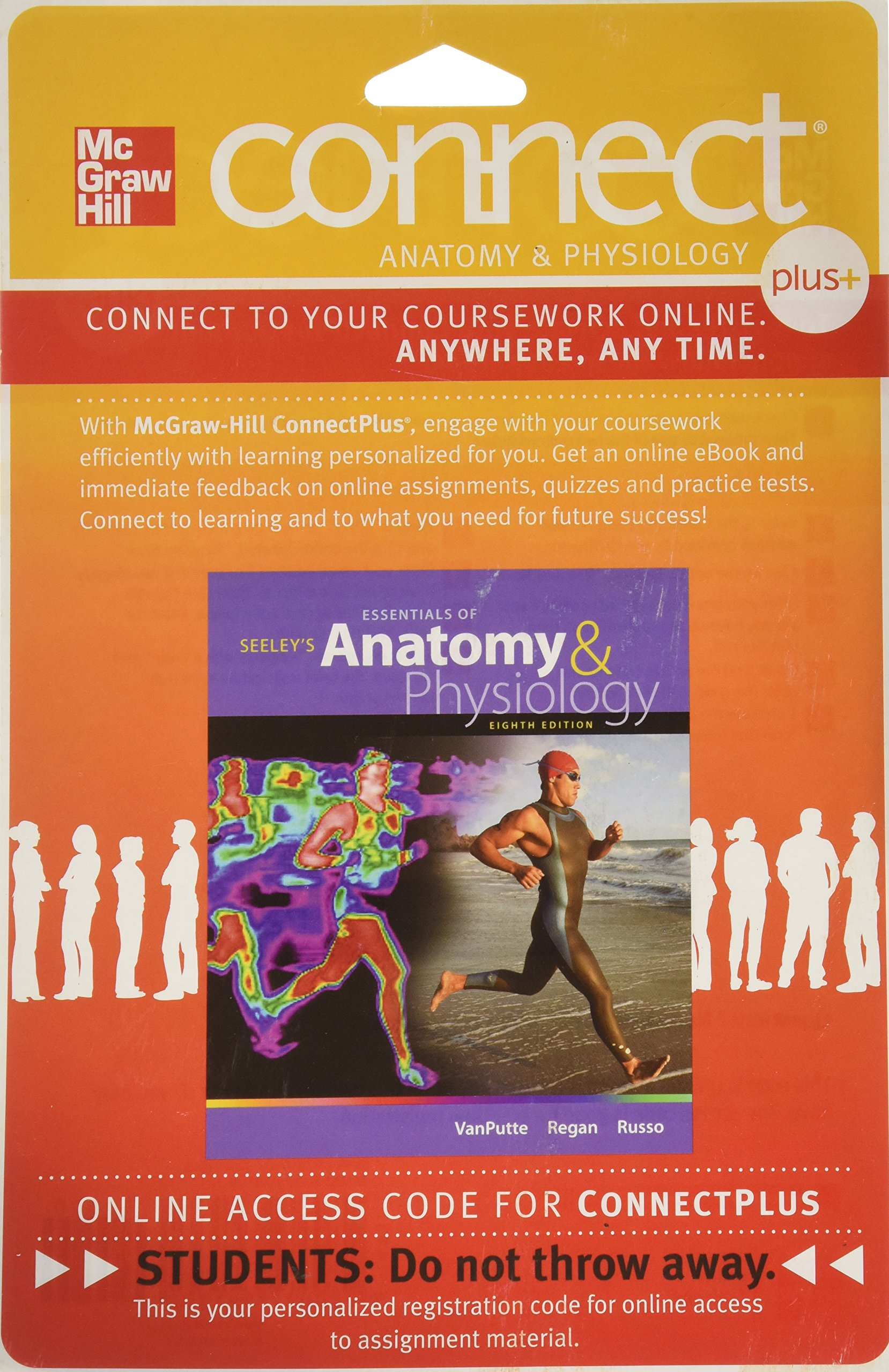Download Connect 1-Semester Access Card for Seeley's Essentials of Anatomy & Physiology pdf