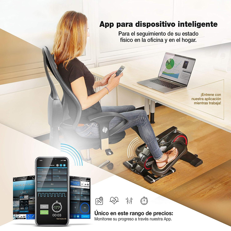 Stepper Deskfit DFX100 Apto para cualquier escritorio Máquina de step con App